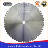 Cheap 900mm Wet Cutting Diamond Concrete Saw Blades With Laser Welded Technology wholesale