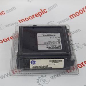 Cheap General Electric GE Fanuc IC693MOL740 PLC module IC693  Email:mrplc@mooreplc.com wholesale