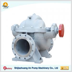 "Cheap horizontal stainless steel 14"" centrifugal irrigation split case pump wholesale"
