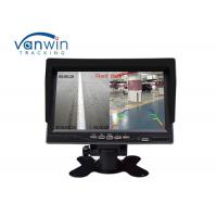 Cheap 7 inch in dash car monitor with camera & cable rear view car security system wholesale