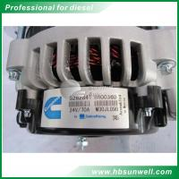 Cheap Genuine diesel engines parts QSX15 24V 70A generator alternator 5282841 wholesale