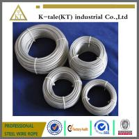 Cheap High credit protection STEEL WIRE ROPE STEEL STRAND STEEL WIRE CORD wholesale