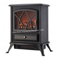 Cheap Fashionable classic flame Electric Fireplace Stove for Bedroom 1500W 20-30m2 wholesale