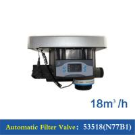 Cheap Medium Pressure Electric Water Control Valve 18 M3/H Normal Temperature 53518(N77B1) wholesale