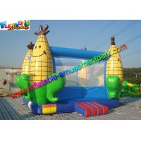 Cheap Hire of Jumping Castles, 0.55mm PVC Tarpaulin Commercial Bouncy Castles for Child wholesale
