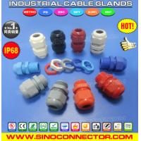 Cheap PG and Metric Cable Cord Grips IP68 / IP69K Polyamide (Nylon / Plastic) wholesale