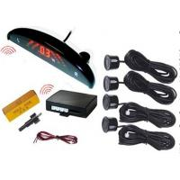 Cheap Wireless Car Reverse Parking Sensor With Camera , 4 Sensors With Lcd Display wholesale