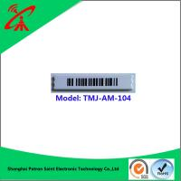 Waterproof 58khz Supermarket Security Tags / Retail Alarm Tags