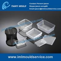 Cheap disposable food container mould solution, disposable take away food containers moulding wholesale