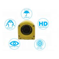 Quality 12 LED SONY 700 TVL CCD Car Side Rear View Camera for School Bus for sale
