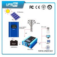 Cheap Pure Sine Wave Hybrid Solar Inverter with LCD Display and UPS Function wholesale