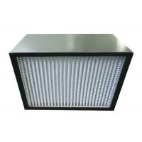Cheap High Efficiency Industrial Hepa Filter Ultra Fine Fiber Media For Retail Store wholesale