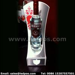 Cheap Ledpos Smirnoff Metal Bottle Glorifier for sale
