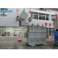 Cheap 35kv Three Phase Electrical Oil Immersed Power Transformerr / 2 Winding Transformer wholesale