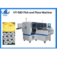 Cheap X Axis 90000 CPH 20 Heads SMT Pick And Place Machine wholesale