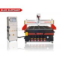 Cheap Computer Control Wood Sign Carving Machine , Homemade Cnc Wood Router 220V / 380V Voltage wholesale