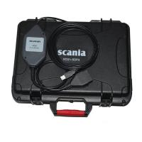 Cheap Scania VCI 2 2.6.0(2011.02) Version Truck Diagnostic Tools With English, German Etc wholesale