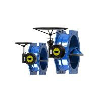 High Strength Water Butterfly Valve , Ductile Iron High Performance Butterfly Valves