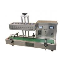 China Air Cooling Type Automatic  Aluminum Foil Induction Sealing Machine For Plastic Bottle on sale