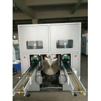 China Servo - Controlled 2 - Lane Tissue Paper Converting Machine For Non - Woven Roll / Toilet Roll on sale
