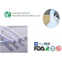 Cheap Connector Hose Medical Grade Injectable Silicone Surgical Grade Silicone Rubber wholesale