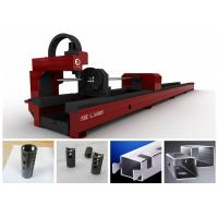Cheap 1000W 3000W Tube And Pipe Fiber Cutting Machine With Professional Cutting wholesale