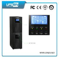 Cheap High Frequency Pure Sine Wave 6-10kva Online Ups For Bank ATM Machine for sale