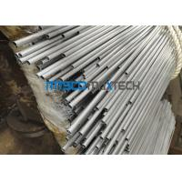 Cheap S31803 / S32750 SAF2205 / 2507 Annealed & Pickled Seamless Duplex Pipe For Instrument wholesale