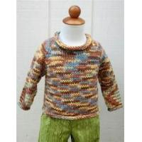 Cheap OEM gentle style kids knitting sweater designs for 2 - 6 years children wholesale