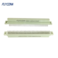 Cheap 2 Rows Female 16pin 32pin 64pin Solderless PCB Eurocard Connector wholesale