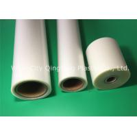 Cheap Clear 75mic 80mic 100mic PET Soft Polyester Plastic Laminating Film Roll wholesale