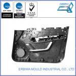Cheap IATF 16949 Cert Auto Interior Trim plastic injection mold , Car Body Black Car Plastic Door Parts wholesale