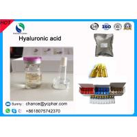Buy cheap China Supplement Hyaluronic Acid Pure For Skin Care/Anti-oxidation /Cosmetic from wholesalers