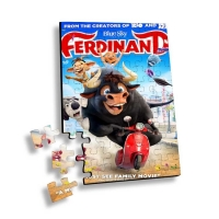 Buy cheap Flip 3D Lenticular Printing Service Children Educational Toy 3D Jigsaw Puzzle from wholesalers
