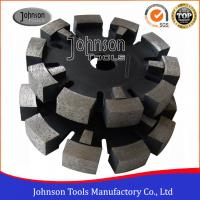 Cheap 125mm Tuck Point Diamond Blades For Grooving Medium To Extra Hardness Concrete wholesale