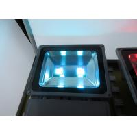 Quality RGB Outdoor LED Flood Light 100W 30V Colorful 5 Years Warranty for sale