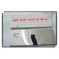 Cheap Brand New Laptop Keyboard for Acer D525 D725 Nv40 White Color Us Keyboard wholesale
