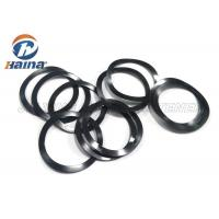 Cheap Customized 65Mn Steel Black Pre load Waved Washer for Machine Engineering wholesale