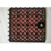 Buy cheap WPC Composite DIY Board Plastic Base 300 * 300mm Weather Resisent from wholesalers