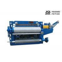 China Automatic Wire Mesh Roll Welding Machine , Stainless Steel Wire Mesh Making Machine on sale