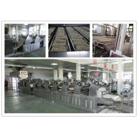 Cheap Cup Noodle Processing Machine , Convenient Operation Industrial Noodle Machine wholesale