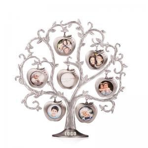 Cheap TOM104688  Family apple tree photo frame wholesale