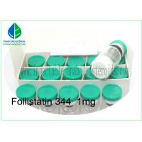 Buy cheap Human Hormones Injection Muscle Building Polypeptide Powder Follistatin 344 1mg from wholesalers