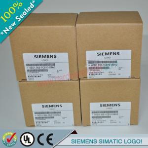 Cheap SIEMENS LOGO! 6ED1055-1MD00-0BA2 / 6ED10551MD000BA2 wholesale