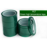 Cheap Polyester Silicone Adhesive Electroplating Tape Heat Resistant wholesale