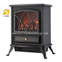 Cheap Contemporary European Electralog Desktop Electric Fireplace With 2 Heat Switch wholesale
