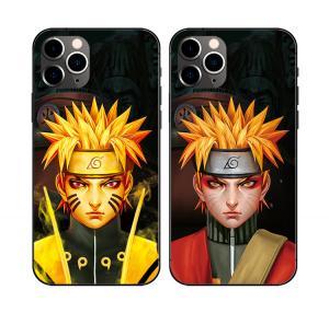 Cheap Black Anime 3D Lenticular Flip Phone Case For Iphone 11 wholesale