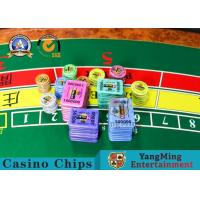 Cheap Manufacturer Custom RFID Chip Poker Club VIP Clay Texas Chip Independent Identification ID Number wholesale