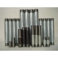 Cheap BSPT seamless steel pipe nipples SCH40/SCH80 wholesale