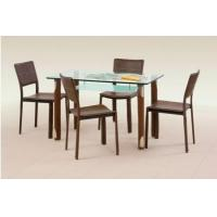 China modern design rectangle dining table and chairs xydt-003 on sale